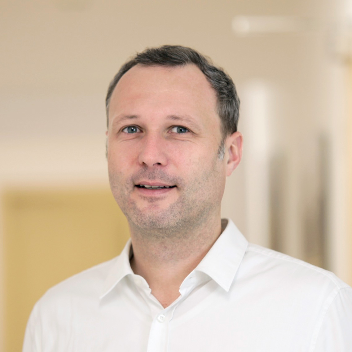 Prof. Dr. rer. medic. Patrick Jahn