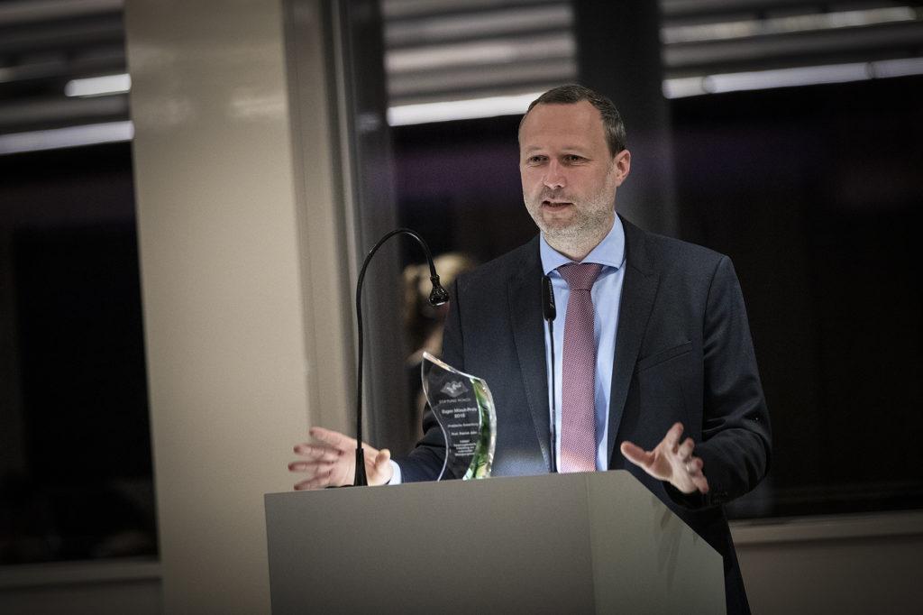 Projekt FORMAT erhält Eugen Münch-Preis für innovative Gesundheitsversorgung