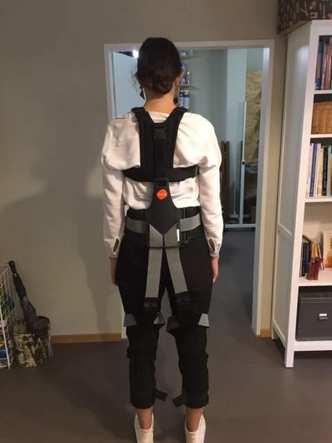 Exoskelett SoftExo