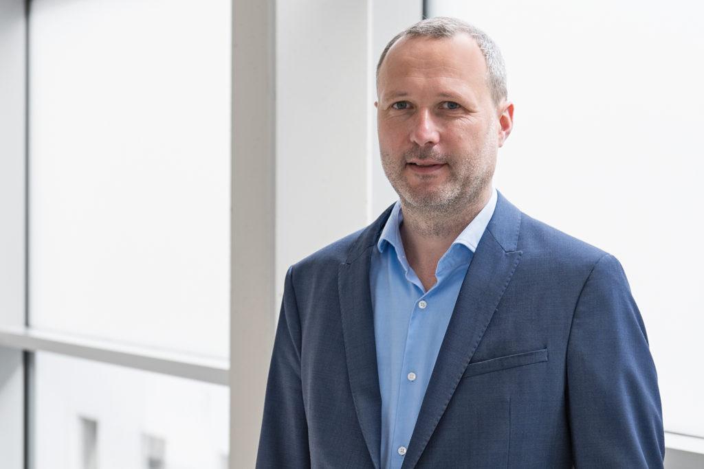 Projektleiter Patrick Jahn tritt Professur für Versorgungsforschung an der Universitätsmedizin Halle (Saale) an